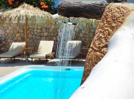 Avraki, hotel in Kamari
