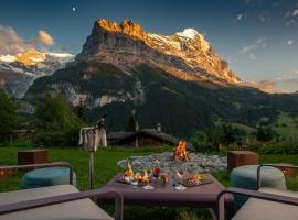 Sunstar Hotel & SPA Grindelwald, отель в Гриндельвальде