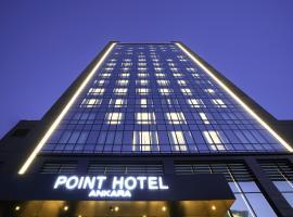 Point Hotel Ankara, hotel a Ankara