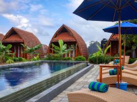 Kira Cottages, hotel in Nusa Penida