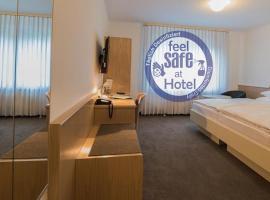 Hotel am Wasen, hotel near Train Station Ludwigsburg, Freiberg am Neckar