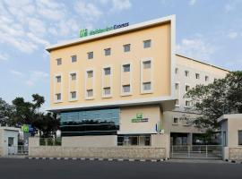 Holiday Inn Express Pune Pimpri, hotel in Pune