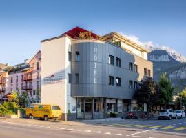 Hotel Meiringen, hotel v destinaci Meiringen