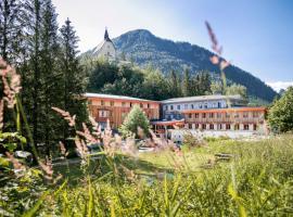 JUFA Hotel Sigmundsberg, Hotel in Mariazell
