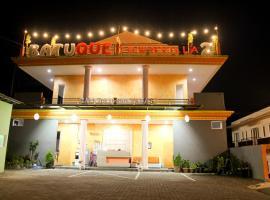 Batuque Town Villa 2, homestay in Batu