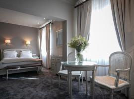 Best Western Grand Hôtel Bristol, hotel near Saint-Matthews Protestant Church, Colmar