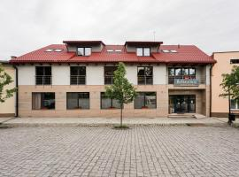 Hotel Menhard, hotel near Black Stork Golf Club, Vrbov
