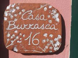 Casa Burrasca, villa in Levanto