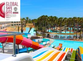 Playasol Aquapark & Spa Hotel, hotel en Roquetas de Mar