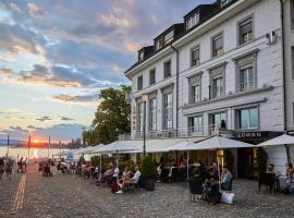 Hotel Löwen am See, hotel in Zug