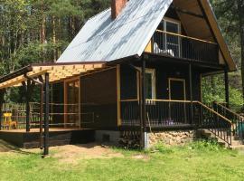 Dom w Puszczy – willa