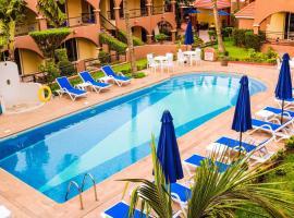 Airport Hotel Casino du Cap-vert, hôtel à Dakar