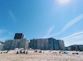 Geniet van de zee met dit top-appartement Fuji Ostend, hotel near Leopoldpark, Ostend