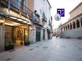 Hotel Real Segovia, hotel in Segovia