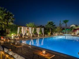 Avithos Resort Hotel, hotel in Svoronata