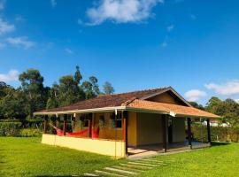 Go Organic Experience, hotel near Amantikir, Santo Antônio do Pinhal