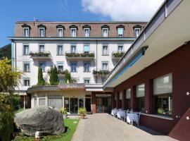 Hotel Du Nord, hotel in Interlaken