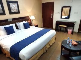 OLA Jawhert Al Bustan Hotel Apartments, hotel perto de Stars Avenue Mall, Jeddah
