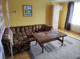 Maria Apartment, puhkemajutus Kuressaares