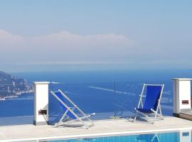 Villa Casale Residence, serviced apartment in Ravello