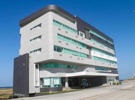 Hotel Punta Azul, hotel en Veracruz