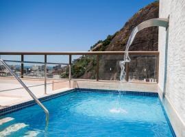 Hotel Atlântico Rio, hotel with pools in Rio de Janeiro