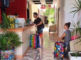 Hotel Maya Turquesa Playa del Carmen by BFH, hotel in Playa del Carmen