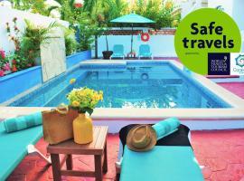 Corales Suites, hotel in Puerto Morelos