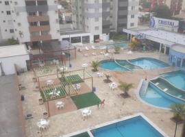AQUARIUS Caldas Novas D505, apartment in Caldas Novas
