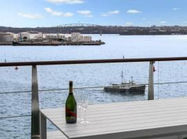 ABSOLUTE Panoramic Waterfront - Princes Wharf, self-catering accommodation in Auckland