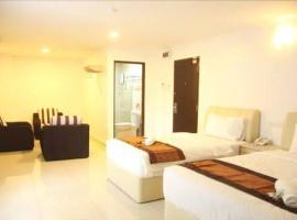 Villa Dirga ll, apartemen di Bandung