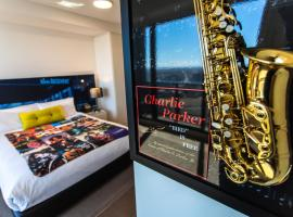 The Jazz Corner Hotel, hotel en Melbourne