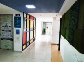Ayres Inn at Aeropolis, hotel near Jakarta Soekarno Hatta Airport - CGK, Rawabambu