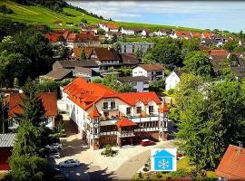 Hotel & Restaurant Rebstock, Hotel in Baden-Baden