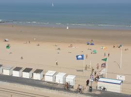 Apartment Raversijde with Seaview, hotel near Raversijde, Ostend