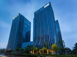 Ueasy Hotel (Nanjing Hexi Olympic), hotel in Nanjing