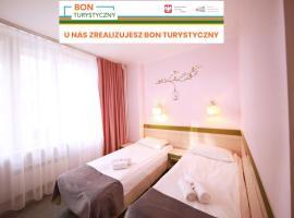 eMKa Hostel – niedrogi hotel w Warszawie