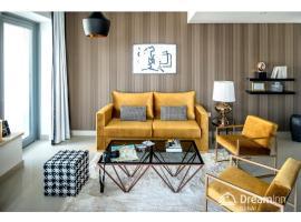 Dream Inn Dubai Apartments - 29 Boulevard Private Garden, apartment in Dubai