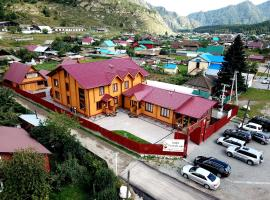 Чемальское подворье, family hotel in Chemal