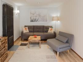 Lapmanni Holiday Home with Private Garden, puhkemajutus sihtkohas Haapsalu