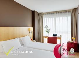 Hotel Sercotel Portales, hotel in Logroño