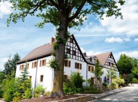 Gutshof Mengersdorf, hotel near Bayreuth New Palace, Mengersdorf