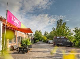 Louse Puschen Manufaktur, Ferienwohnung in Kiel