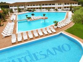 Hotel Centro Turistico Gardesano, hotel em Bussolengo