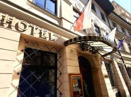 Hotel Wit Stwosz, Hotel in Krakau
