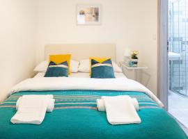 Rooms 88, apartment in Zagreb