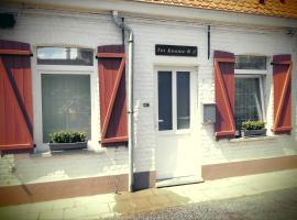 Ter Ename 3, self catering accommodation in Oudenaarde