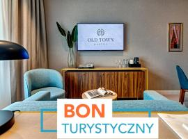 Old Town Haston, budget hotel in Wrocław