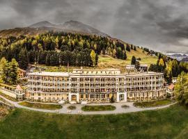 Schatzalp Hotel, hotel in Davos