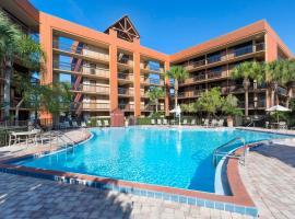 Rosen Inn Lake Buena Vista, hotel near SeaWorld Orlando, Orlando